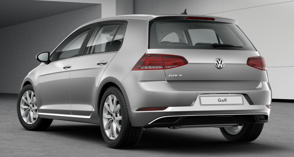 volkswagen golf vii confortline tsi 125 dsg gta sodins granger thomas. Black Bedroom Furniture Sets. Home Design Ideas